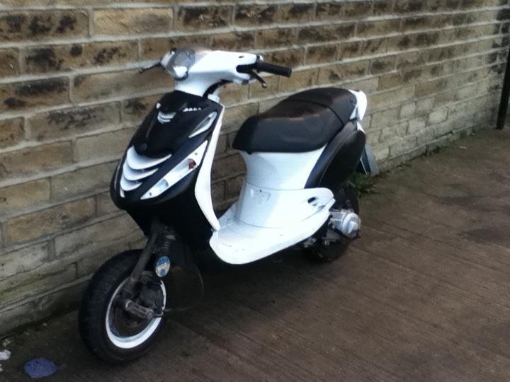 Piaggio Zip Sp 50cc Restoration Scooter Shack Scooter Forum