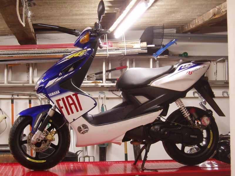 How Much Did You Pay For Yamaha R