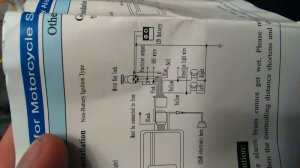 need help cheap alarm system fitting to speedfight 2 scooter rh scootershack co uk Fire Alarm Wiring Diagram Car Alarm Diagram