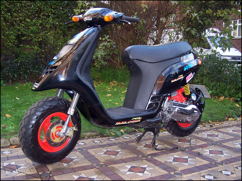 my piaggio typhoon 183. | scooter shack scooter forum